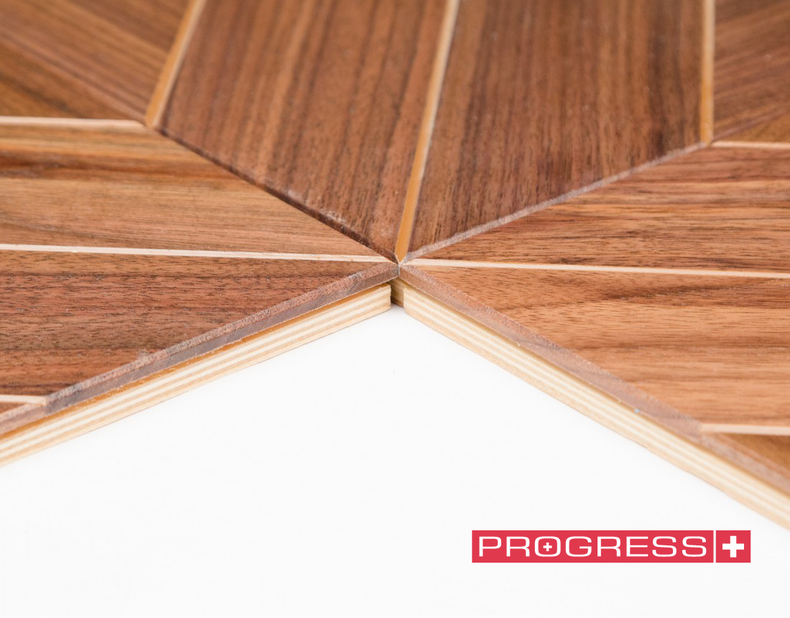 Модульный паркет Progress Epoch Castel American Walnut